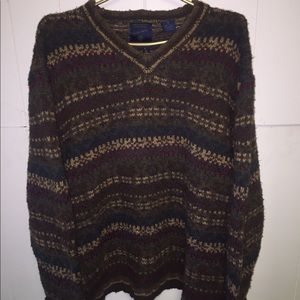 Limited Edition American Eagle V-neck Sweater